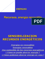 Energias renovables 2014-1