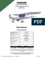 T200 LSA Flight Manual 19-5161