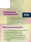 CTE Classroom Assessment Workshop.ppt