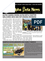 ags newsletter feb 2014