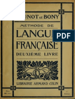 Enseignement Primaire Elementaire Methode de Langue Francaise