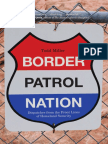 Table of Contents, Chapter One, and Part One of Tdd Miller's Border Patrol Nation
