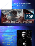 Garcia Marquez Reflexiones FRUMOOOOOOS
