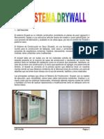 El Sistema Drywall