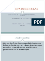 Proposta Curricular Anos Iniciais Caderno 02 EF