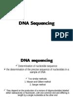 DNA Sequensing