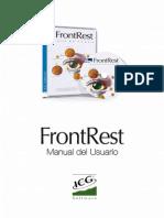 Manual de Usuario FrontRest 2011