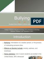 social issue presentation