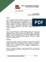 AUTOMOÇÃO DO PROCESSO DE SOLDAGEM