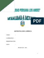 Antropologia Juridica - Mono