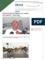"""06-04-2014 """"Esperamos que eventos internacionales de atletismo se vuelvan una tradición""""_ Pepe Elías.pdf"""