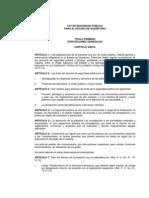 LEY DE SEGURIDAD PÚBLICA PARA EL ESTADO DE QUERÉTARO