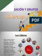 Socialización y Grupos-liderazgo