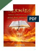8 - Livro Sermoes Atos Dos Apostolos