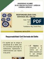 Responsabilidad Civil Delito