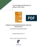 Vol 12 1 Corporeidad, Movimiento y Educacion Fisica