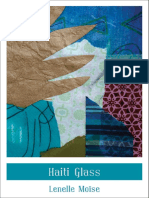 Introduction and 3 poems from Haiti Glass by Lenella Moise