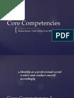 core competency 7
