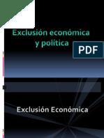 Exclusión económica y política.pptx