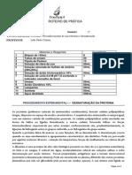 desnaturacao E IDENTIFICAÇÃO QUANTITATIVA DA PROTEINA (AMINOACIDO)