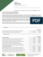 RI - Bolsa Família CadÚnico em 06-01-2013