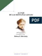 Blavatskyhp-Al Pais de Las Montanas Azules