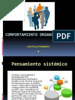1.- Comportamiento Organizaciona Profe Tito