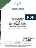 5.69protocolo Del Tratamiento de La Desnutricion Severa