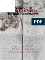 Aks Complete Urdu Novels Center (Urdunovels12.Blogspot.com)
