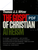 Al Tizer Gospel of Christian Atheism Excerpts