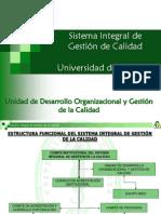 Estructura Del SIGEC