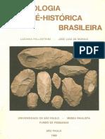 Livro Arqueologia Pre-Historica Brasileira
