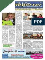 The Village Reporter - April 16th, 2014