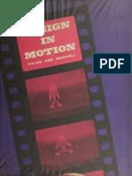 Design in Motion 00 Hal A