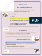 Grammar Guide 1 - Guia de Gramatica 1