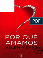 Fisher, Hellen - Por qué amamos