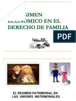 003-Diap-Regimen Patrimonial Del Matrimonio