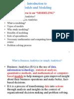 Data Modeling Powerpoint