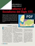 La Mineria Transfronteriza a Traves de Los Limites Del Neoliberalismo y El Socialismo Del Siglo XXI