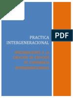 Aproximaciones a la creación de espacios de convivencia intergeneracionales que promuevan prácticas que favorezcan el envejecimiento activo y la solidaridad intergeneracional