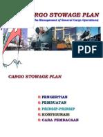 Cagro Stowage Plan(Perencanaan Bm)