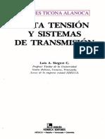 Alta Tension y Sistemas de Transmision 2014
