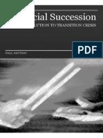 Sacrificial Succession