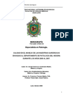 Monografia de Patologia