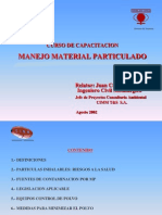 Charla Material Particulado 1