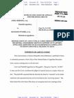 Plaintiffs in Ohio Appeal File Amicus Memorandum Opposing Initial En Banc Hearing in Michigan appeal.