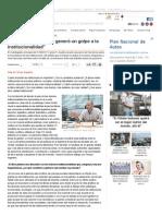 """""""La descentralización generó un golpe a la institucionalidad_ - Infonews _ Un mundo, muchas voces"""