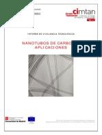 Informe VT Nanotubos