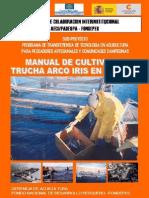 Manual de Cultivo de Trucha Arcoiris en Jaulas