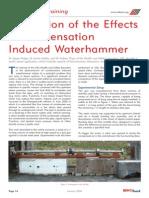 Watter Hammer